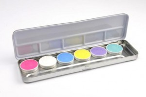 Aqua Make-Up 6er-Palette