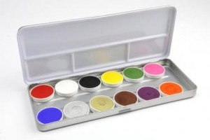Aqua Make-Up 12er-Palette