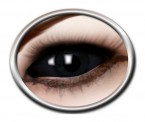 Sclera-Kontaktlinsen Black Eye
